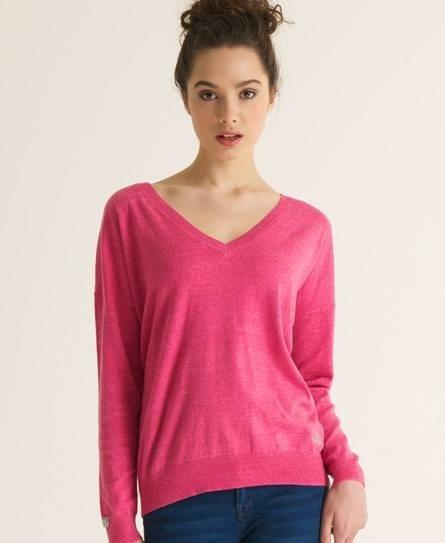 Sweaters Dama Superdry 100% Originales Para Mujer Talla L