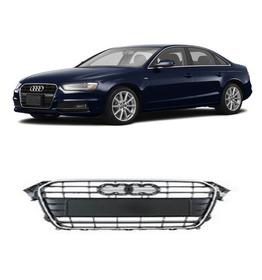Grade C/ Friso Cromado Audi A4 Ano 2013 A 2015 Nova