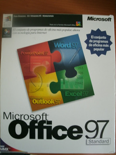 Original Microsoft Office 97 Completo Envio Gratis