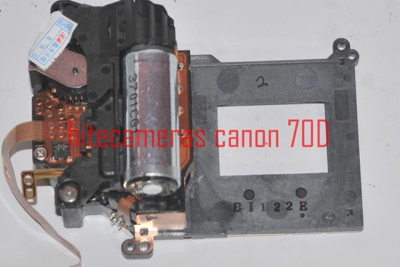 Canon 70d Obturador Canon