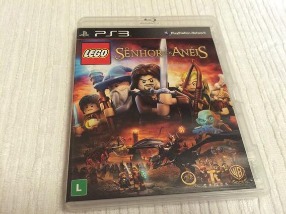 O Senhor Dos Anéis: Lego