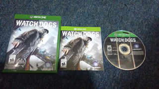 Watch Dogs Completo Para Xbox One,excelente Titulo