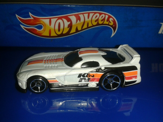 Carro Hot Wheels Dodge Viper Gts Escala 1/64