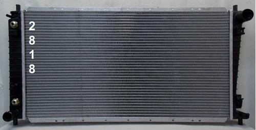 Radiador De Lincoln Mark Lt 5.4l V8 2005 - 2008 Nuevo!!!
