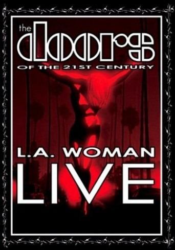 Dvd - Doors - L.a. Woman - Live - Original - Envios X Oca.-