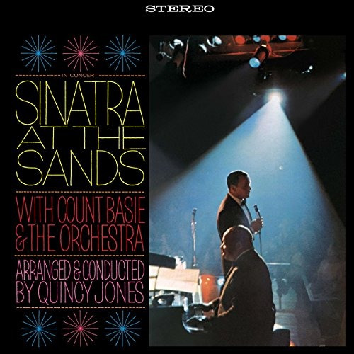 Vinilo : Frank Sinatra - Sinatra At The Sands (lp Vinyl)