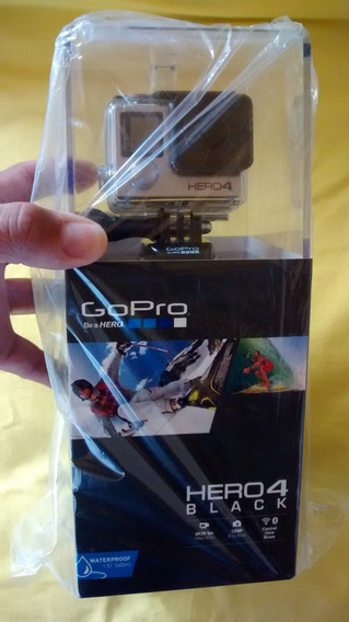Camera Digital Go Pro Hero-4 Black /lacrado 100