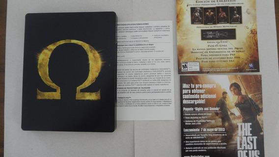 God Of War Acensions Para Ps3 - Semi-novo