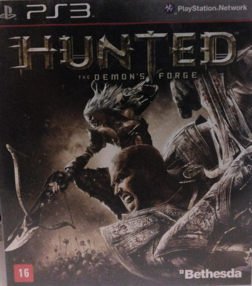 Hunted The Demons Forge Ps3