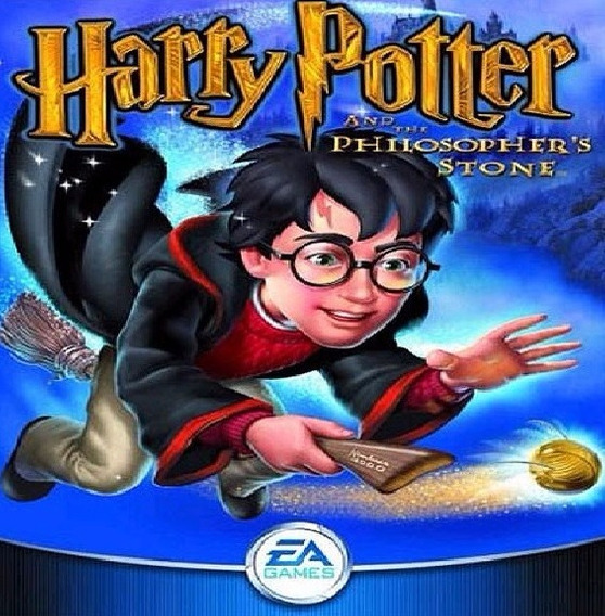 Game Pc Lacrado Importado Harry Potter Philosophers Stone