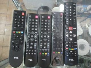 Controles Tcl Para Pantalla Led, Lcd, Smart Tv