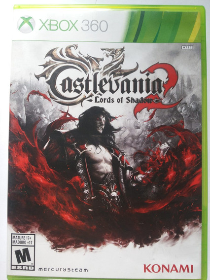 Castlevania 2 Lords Of Shadow Xbox 360