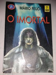 Livro O Imortal - Mario Jeijó