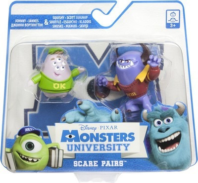 Monsters University Coleccion Kreisel (10)