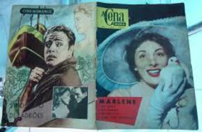 Revista A Cena Muda, Publicada Em Maio De 1955, Cinema, Tv