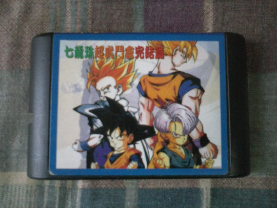 Mega Drive - Dragon Ball Final Bout