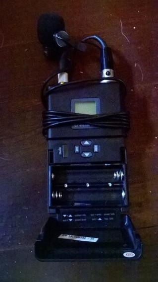 Shure Ur1 G1 Uhf Bodypack Com Mic Lapela 470-530mhz