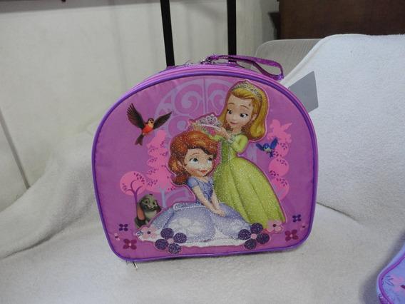 Mala Rodinha Princesa Sofia Disney Store Original