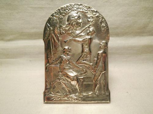Medalla Pro Patria Tiro Federal 1914
