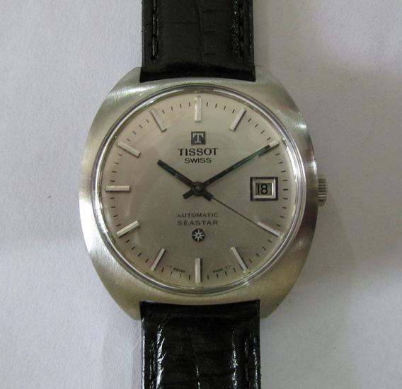 Relógio Pulso Tissot Seastar Automático Swiss Made