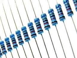 1k 1% 1/4w Resistor De Precisão 20 Unidades