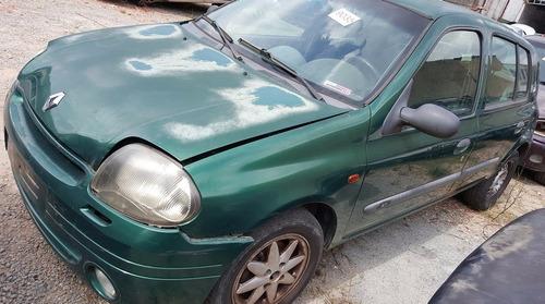 Sucata Renault Clio 2001 (somente Peças)