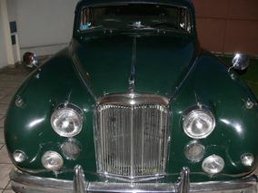 Jaguar Mark Viii 1957 Câmbio Mecânico-overdrive-teto Solar