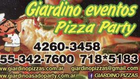 Pizza Party Zona Sur Traslado Sin Cargo
