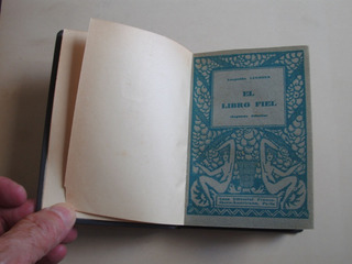 Leopoldo Lugones - El Libro Fiel