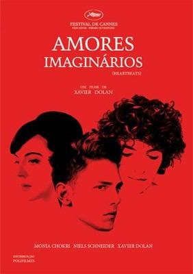 Dvd Original Do Filme Amores Imaginarios Xavier Dolan R