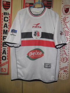 Camisa Santa Cruz ( Pernambuco / Finta)