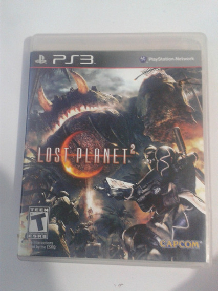 Lost Planet 2 Para Playstation 3 (frete R$8,00)