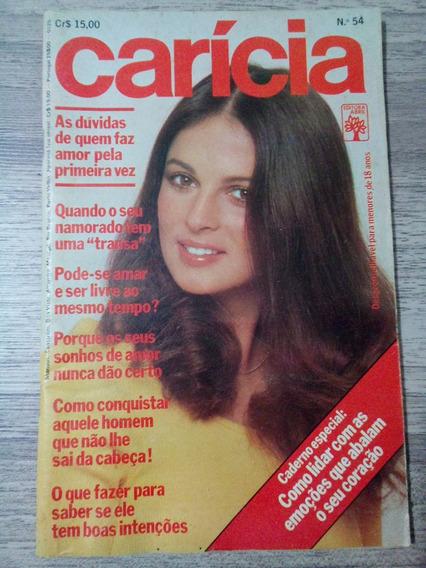 Carícia Nª54 Alcione - David Cardoso - Glória Pires