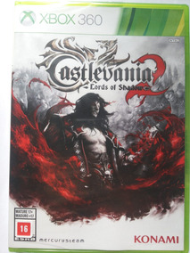Castlevania 2 Lords Of Shadow Xbox 360 Lacrado De Fábrica