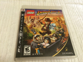 Indiana Jones 2 The Adventure Continues: Lego