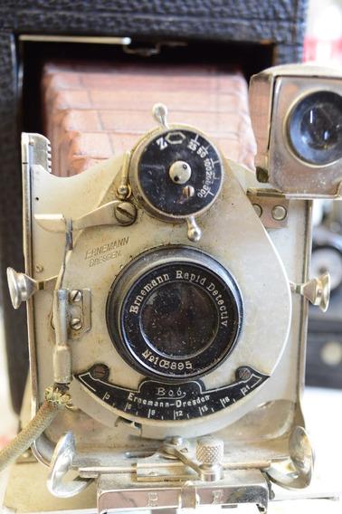 Camera Fole- Ernemann -bob - Detectivy - Funcionando