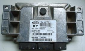 Modulo De Injeção Peugeot Citroen 2.0 16v 9667298580 Iaw6kpb