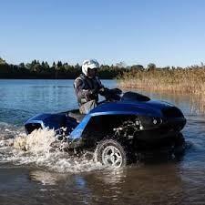Moto De Agua Anfibio Gibbs 1300