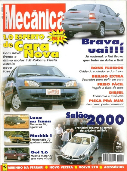 Oficina Mecânica Nº157 Fiat Brava Fiesta 1.0 Rocam Mercedes