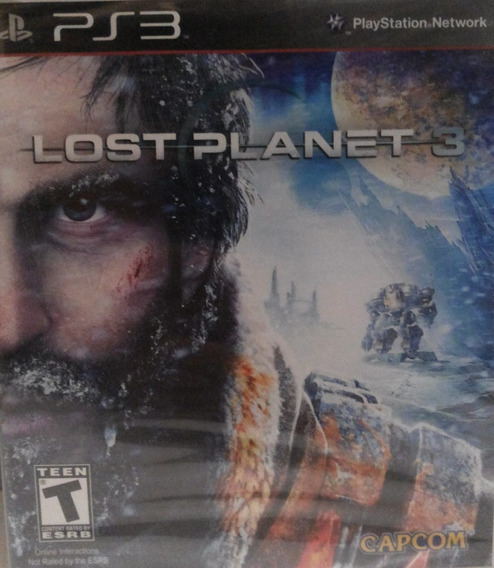 Jogo Lost Planet 3 Ps3