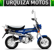 Moto Motomel Max 110 Dax Dx Hot 0km Urquiza Motos