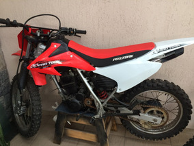 Nx 200 - Com Kit Crf230 - Reformarda Do Zero
