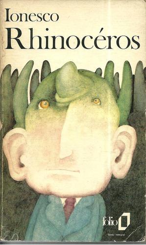 Eugene Ionesco Lote X2 Rhinoceros Le Roi Se Meurt En Frances