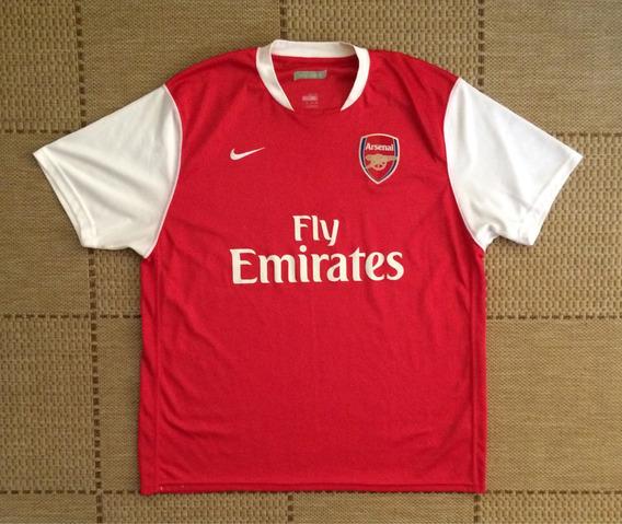 Camisa Original Arsenal 2007/2008 Home
