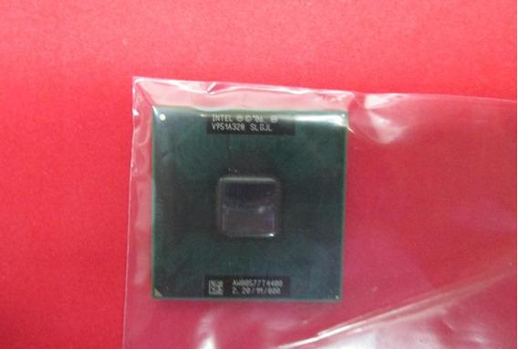 Processador Intel Mobile Pentium Dual Core T4400 2,20ghz 1m