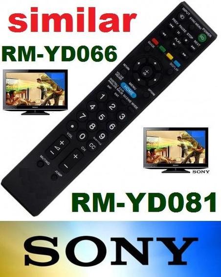 Controle Remoto 7501 Para Tvs Sony Kdl-40ex455 Kdl-46bx455