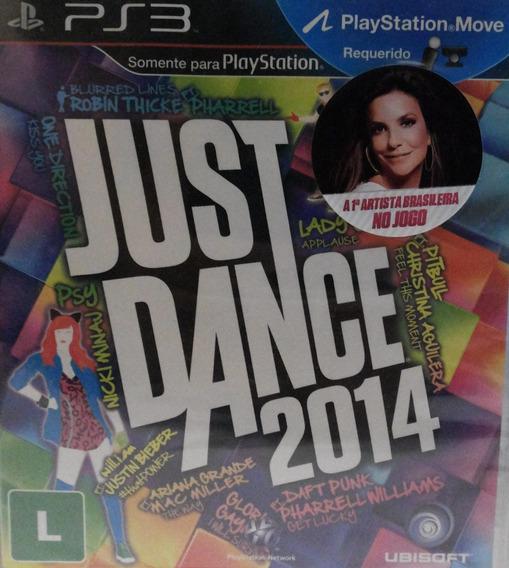 Just Dance 2014 Ps3 Lacrado