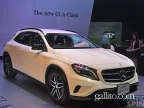 Mercedes Benz Gla 200 Okm. Aut/secuencial Elia Group
