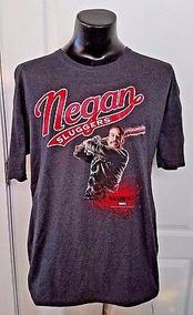 Camiseta The Walking Dead Negan Exclusiva Loot Crate