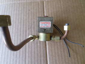 Valvula Thermoval 220 Vca- 9 Watts